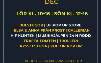 Jul i Hässleholm 15-16 dec