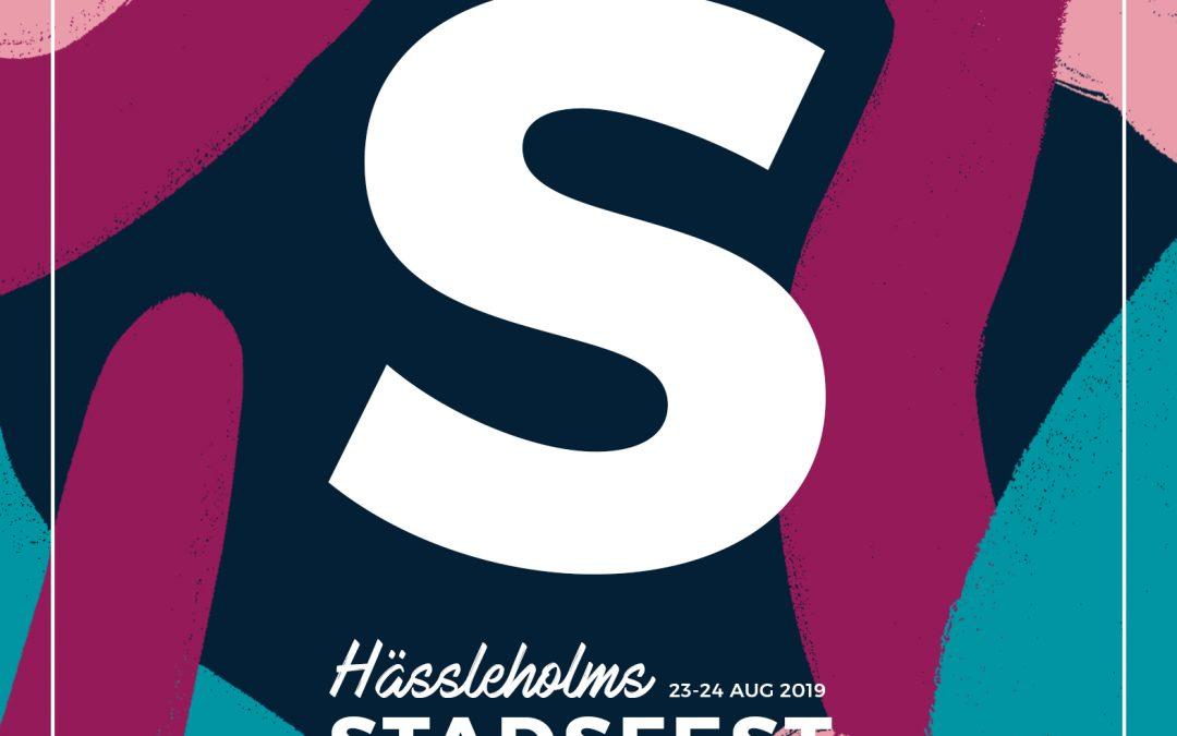 Välkommen till Hässleholms Stadsfest 23-24 aug 2019!
