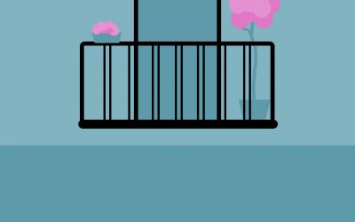 Hässleholms snyggaste balkong?